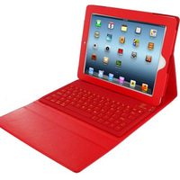For apple   tablet ipad2 protective case ipad3 sleep sets ipad4 protective case keyboard wireless bluetooth