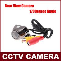 Free Shipping 170 Degree Angle Night Vision Color LED Sensor Car Rear Reverse View Parking Camera Rear Camera