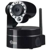 WIRELESS IP CAMERA PAN/TILT BABY/PET/HOME MONITOR WIFI CAM IPHONE/ANDROID IP Camera IP