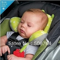 New 6pcs Children's neck pillow neck stiffness car pillow baby to finalize the design pillow Children's pillow free shipping