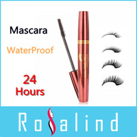 New 2013 Water Proof Lengthening Mascara Effect of False Eye Lashes for Girls Growth Eyelashes