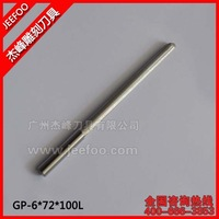 6*72*100L Two straight ball nose bits ,special cutting cutting for CNC router machine A Series