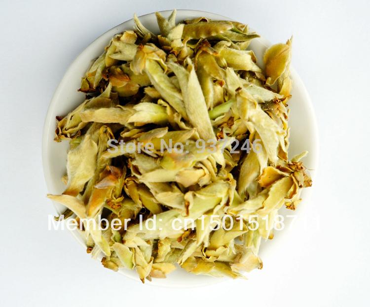 bud/bird mouth first 50 grams Free shipping quote green pu 'er tea loose tea(China (Mainland))