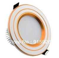 downlight 3W 5W 7W 2.5-inch full integration ceiling  openings fog lamp energy saving lamp hole