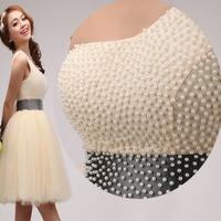 2015 new arrival Quality short beading bride formal dress paillette bling dress champagne short one shoulder evening dress