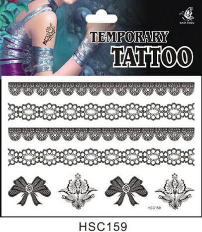 Временная татуировка YINZI 159 hsc159 для школы нужна временная или постоянная регистрация