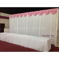 Best Quality Wedding Backdrop\Wedding Background \Backdrop Free Ship