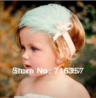 1pcs Baby Girl's Headband Headwear,Girls Topknot Hair Accessories,Infant Hair Band Hair Jewelry FD330
