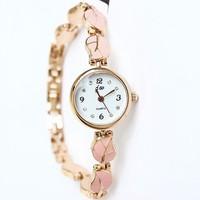 Relojes Fashion brand Bracelet Rhinestone Watches Design For Women Ladies Free Shipping New 2013 Women Dress Watches