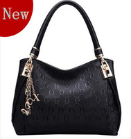 Wolsey women's 2013 cowhide fashion one shoulder fashion handbag new arrival women's handbag