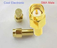 10pcs/lot  SMA Male plug RF coaxial Termination dummy Loads 1/2 W 0.5 watt DC- 2.5GHz 50 ohm