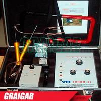 VR1000B-II FORWARD GAUSS Metal Detector depth Mine Detector