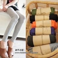 free shipping women's modal ankle length leggings ankle length trousers elastic summer female casual leggings  W3243