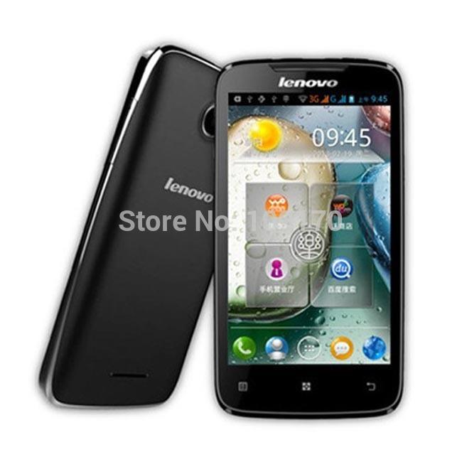 Original Cheap Phone Lenovo A390T Dual Core SC8825 4.0inch Android 4.0 4GB Camera Wifi Russian Multi Language Mobile Phone(China (Mainland))