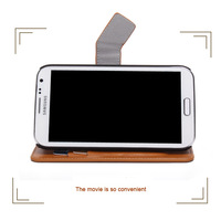 Hot Free shipping Note2 N7100 N7108 mobile phone case / mobile phone leather protective coat Korean style