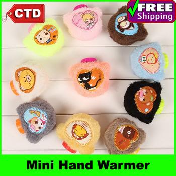 Cute Mini Hot Water Bottle Warm Water Bag Hand Warmer,