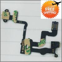 20Pcs/lot Proximity Light Sensor Flex Cable Ribbon for iphone 4s free shipping Good quality