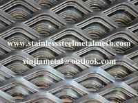 Carbon Steel Expanded Metal Mesh