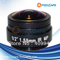 "High Resolution 1/2"" CS Mount Fisheye Lens"