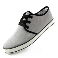2014 new arrival sneakers for men male low canvas shoes lacing casual shoes popular men's flat shoes sports single shoes