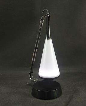 Touch Sensor LED Table Lamp Desk Light With Mini Speaker Music Player For MP3 PC