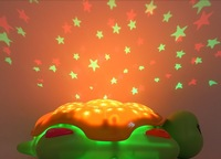 3C New arrival garden turtle  knowledge child T5 Pre-Teaching Projection Music lights Projector  Free Shipping