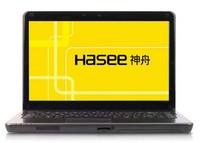 Hasee A470P-B8 D2 laptop Original Brand New INTEL B830/2G/320G/ATI HD6610M 1G DDR3/DVD-RW/WIFI/CAM/USB3.0