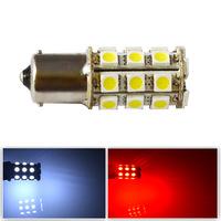P21w Vw Polo High-Power 1156 13.5w Car 27 LED Refit Bright Brake Lights / Lamps - 1PCS (DC12V)
