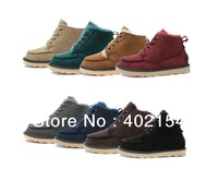 Free Shipping Men Australia Fashion boots 5788 brand new boots 8 colour size US 8-14