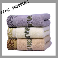 [TOWEL] 35*75 cm 150g Three Water Household Towel 100% Cotton Soft Packaging Bed Set Terry Bathrobe Benefit Face Supreme Towels