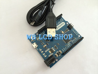Freeshipping ! Leonardo R3 development board Board + USB Cable compatible for arduino