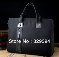 Waterproof Oxford Canvas Computer Bag Business Briefcase Customized Processing Casual Man Bag,Wholesale And Retail-free shipping