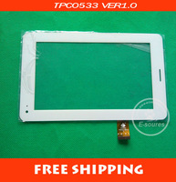 free shipping tablet capacitive TPC0533 VER1.0