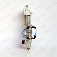 High Power Two Bifocal CO2 Metal  Laser Cut Head (With Cooling) Using for Metal or Thick Non-Material