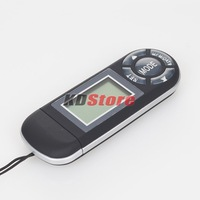 10PCS/lot New 3D Sensor Tri-Axis Pocket Pedometer USB w/ Data Management Software (BE009) @SD