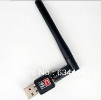 New mini 150M USB WiFi Wireless Network Card 802.11 n/g/b LAN Adapter ,Free Shipping+Drop Shipping