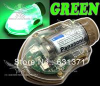 S&S Precision MANTA STROBE Replica helmet lights (green+IR)