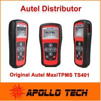 100% Original Autel MaxiTPMS TS401 TPMS diagnostic & service tool Pressure Tire Monitor System Diagnostic Tool + Gift MS310