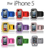 Sports Running waterproof Armband Case Cover For iPhone 5 5S 4 4G 3G 3GS iPod Touch Arm