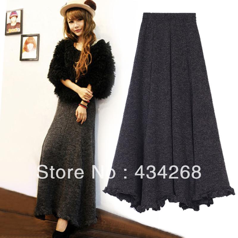 Длинные юбки осень зима с доставкой