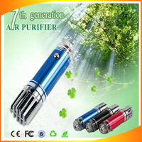 New Invention 2013 mini air purifier Auto Deodorizer and Car Ionizer with Anions C&W6271 mini air purifier