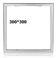 300*300 LED panel light  traditional ceiling install frame