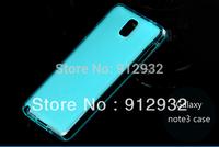 new fashion, TPU soft pudding case for Samsung galaxy note 3, N9000, N9002, N9006, N9005, N9009, free shipping