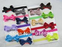 50pcs/lot 20 colors,kids headbands girls,headbands accessories,elastic baby headband