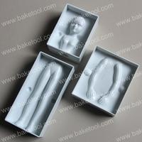 Free shipping,Plastic Body Model Mold(Women),Cake Decorating Tools,Cake Fondant  Molds