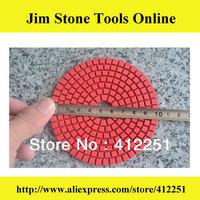 "4"" Diamond polishing pad / Resin diamond polishing / Granite tools / Granite polishing pads / Polishing granite"