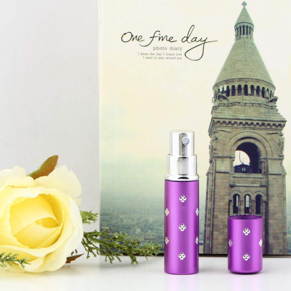 1PCS Amazing Travel Perfume Atomizer Refillable Spray Empty Bottle Easy Used Brand New(China (Mainland))