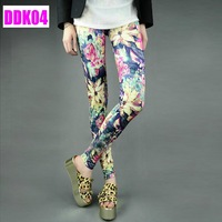 New Womens Punk Sexy Funky Stretchy Leggings Pencil Skinny Pants Pick DDK04