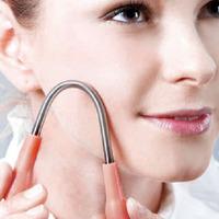 1 PCS Epistick Remover Threading Spring Stick Safety Facial Hair Epicare Epilator  Brand New