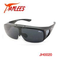 Panlees Fishing Glasses Polariod Sports Sunglasses Men  UV400 Sun Shade Eyewear Fitover